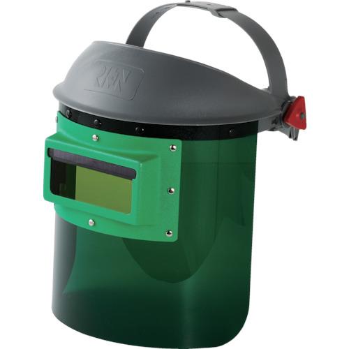 リケン 自動遮光溶接面 防災面型(直かぶりタイプ)(GMC2)