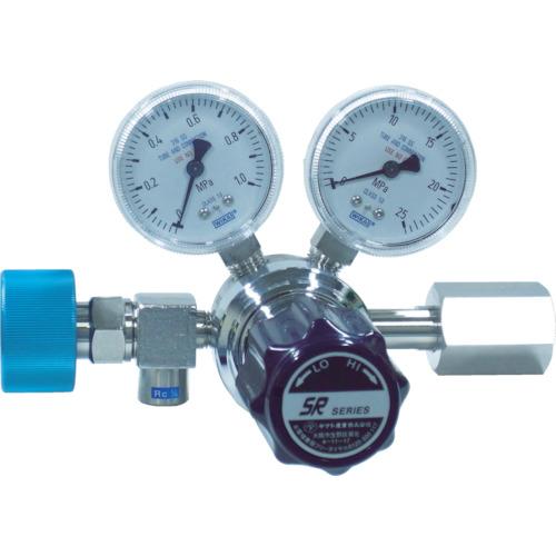 ヤマト 高純度ガス圧力調整器 SR-1HL-NA01(SR1HLTRC)