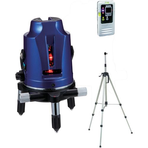 KDS レーザー墨出器ドットラインレーザー受光器・三脚付(ATLD1RSA)