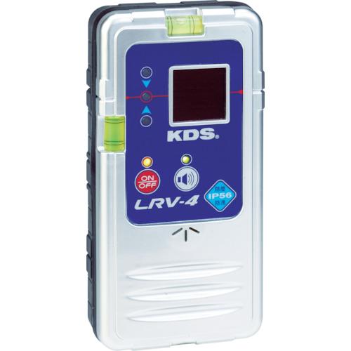 KDS 防滴レーザーレシーバー(LRV4)