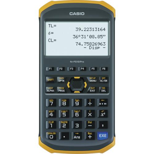 カシオ 関数電卓(FXFD10PRO)