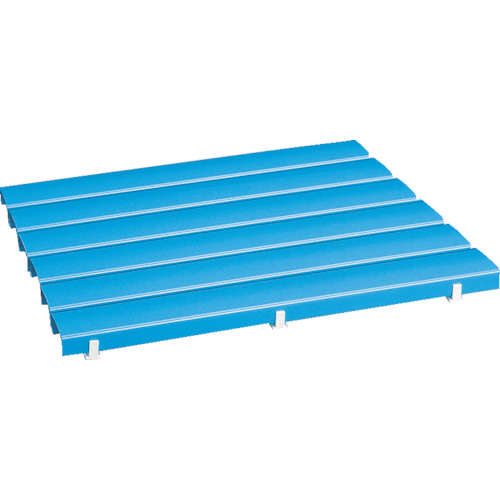 ヒシ スノコ カラースノコ1050×600ブルー(MSC)