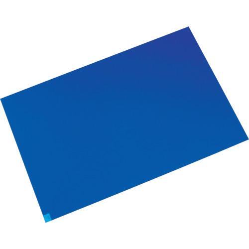 メドライン マイクロクリーンエコマット ブルー 600×900mm(M6090B)