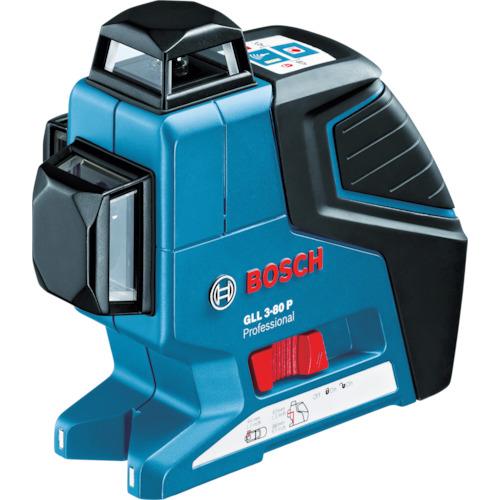 ボッシュ レーザー墨出し器(受光器付)(GLL380PLR)