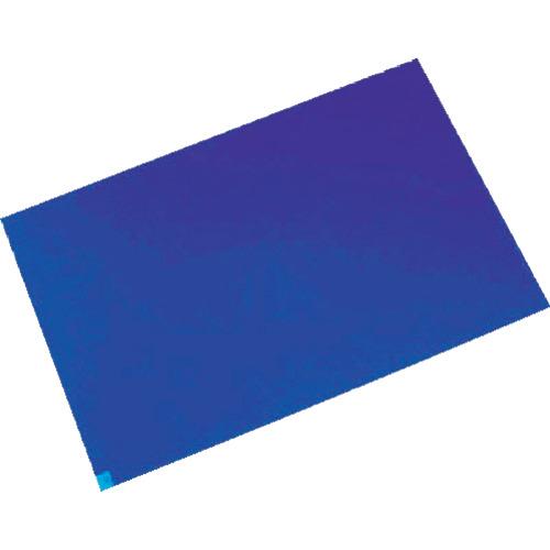 メドライン マイクロクリーンエコマット ブルー 600×900mm(M6090BL)