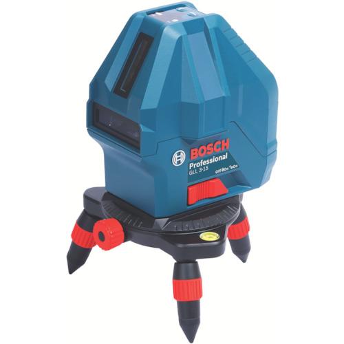 ボッシュ レーザー墨出し器(GLL315)