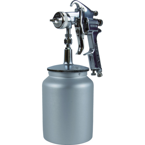 TRUSCO スプレーガン吸上式 ノズル径Φ1.4 1Lカップ付セット(TSG508S14S)