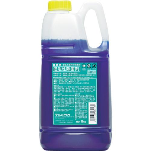 ニイタカ 低泡性除菌剤 2Kg(231560)