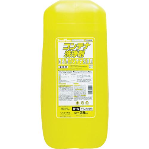 ニイタカ サニプランコンテナ洗浄剤 25Kg(225639)