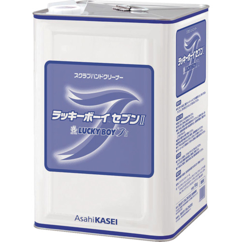 旭化成 ラッキーボーイセブン2 16kg詰替え用缶(LB7162)
