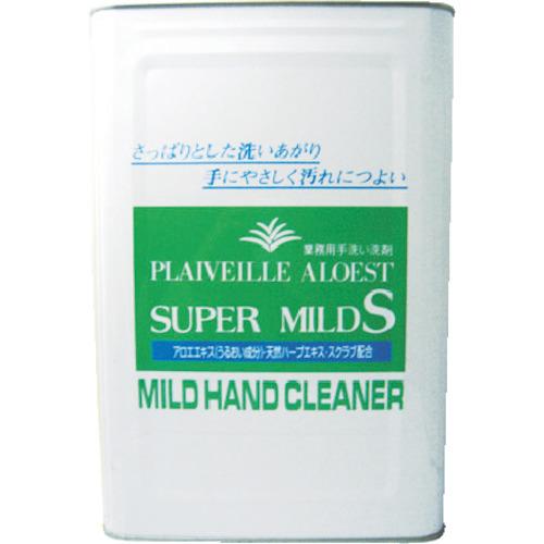 モクケン アロエストスーパーマイルドS(詰替用缶)16kg(NO10044)