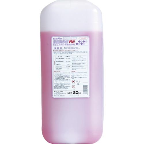ニイタカ サニプラン除菌洗浄剤RE 20Kg(231437)