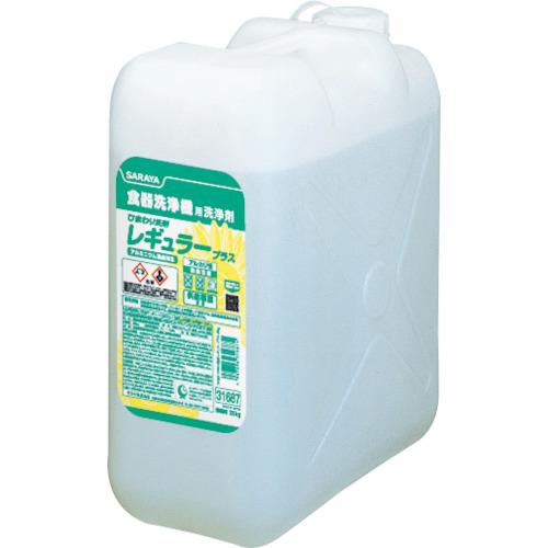 サラヤ ひまわり洗剤レギュラープラス25Kg(31687)