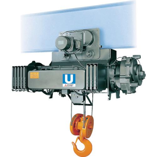 三菱電機 FA産業機器 ホイストウルトラタイプU2シリーズ(普通電動横行形)(U21HMH2)