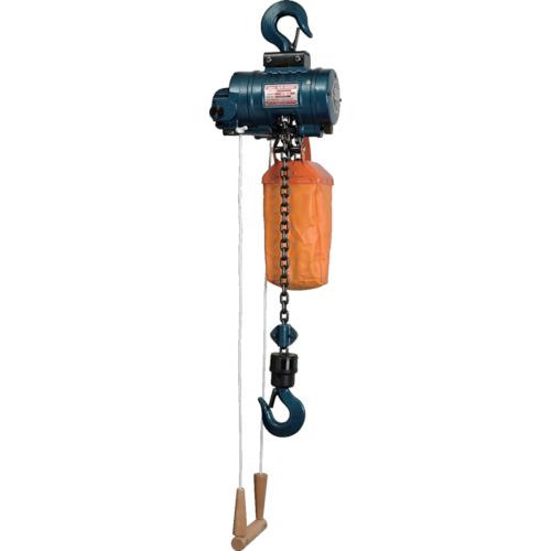 NPK エアーホイスト 定格荷重500Kg 引きひも式 10813(RHL500)