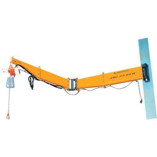 スーパー 柱取付式ジブクレーン(溶接型)容量:250kg(JBC2520H)