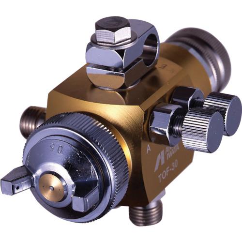 アネスト岩田 液体塗布用自動スプレーガン(大形) ノズル口径1.5mm(TOF3015)