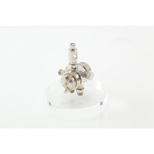 アネスト岩田 液体塗布用自動スプレーガン(小形) ノズル口径Φ1.0(TOF6B10)
