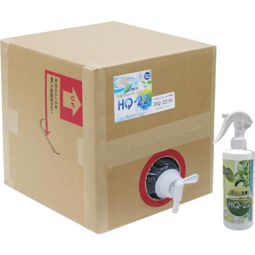ホームクオリティ 大豆を使った酵素水の消臭剤(HQ22S)