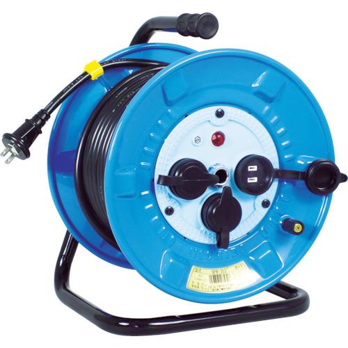 日動 電工ドラム 防雨防塵型100Vドラム 2芯 30m(NPW303)