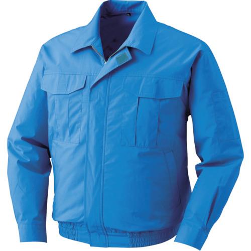 空調服 綿 バッテリーセット ライトブルー L(BM500UC24S3)