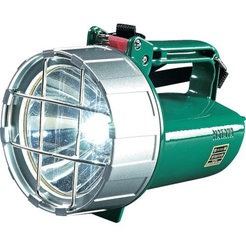 ハタヤ 防爆型ケイタイランプ 3W 電池式(PEP03D)