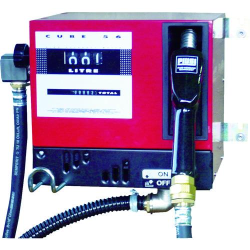アクアシステム 壁掛け式電動計量ポンプ (灯油・軽油)100V(CUBE56K)