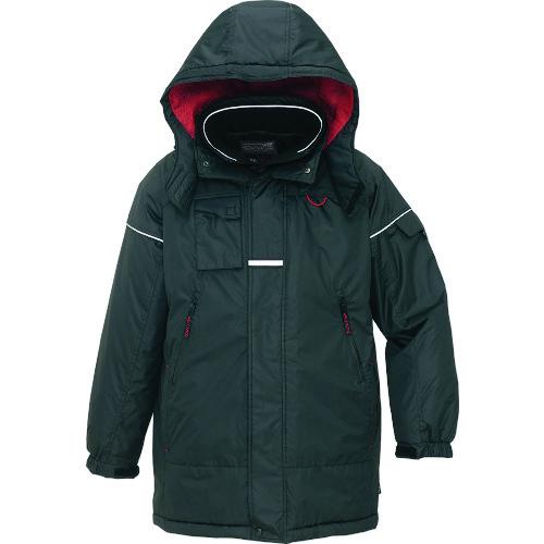 アイトス 防寒コート ブラックM(AZ6060010M)