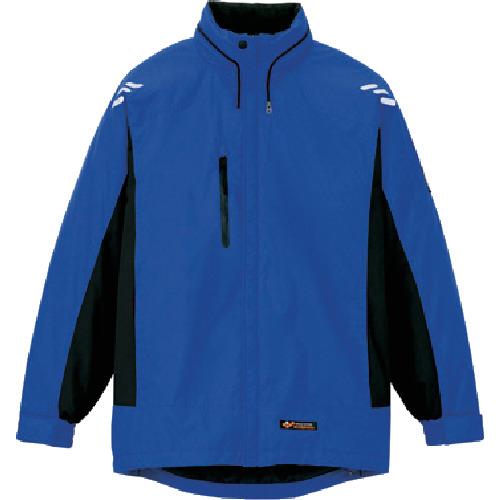 アイトス 光電子軽防寒ジャケット ブルー L(AZ6169006L)