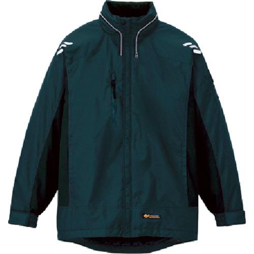 アイトス 光電子軽防寒ジャケット ブラック L(AZ6169010L)