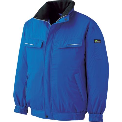 ミドリ安全 ベルデクセル 防寒ブルゾン ロイヤルブルー 3L(VE1023UE3L)