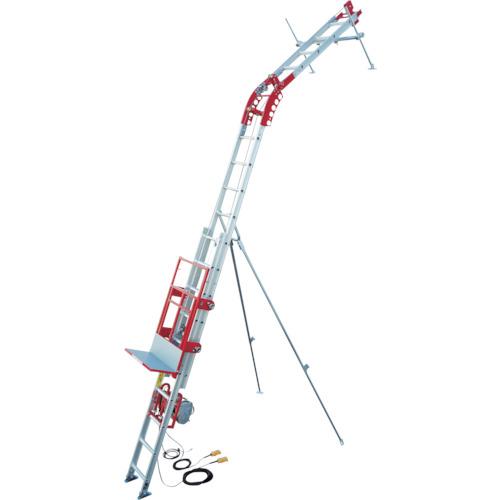 アルインコ 荷揚げ機「パワーコメット」2階用フルセット(UP103PLZ3F)