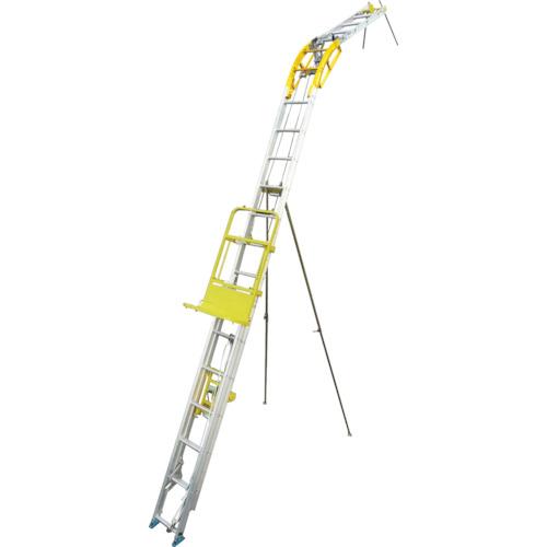 ハセガワ 太陽光パネル用荷揚げ機 パネルボーイ(PVMZ4)