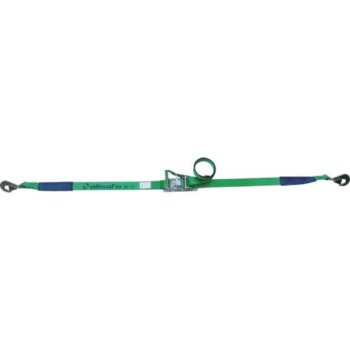 allsafe ベルト荷締機 ラチェット式ツイストスナップフック仕様(重荷重)(R5TH15)