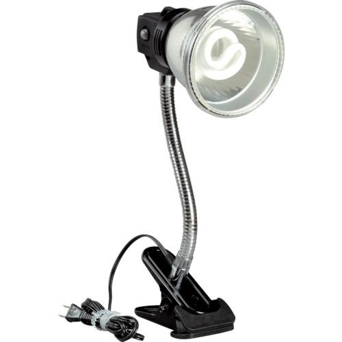 ハタヤ 蛍光灯マグスタンド 18W蛍光灯付 電線1.6m クリップ付(MF15C)