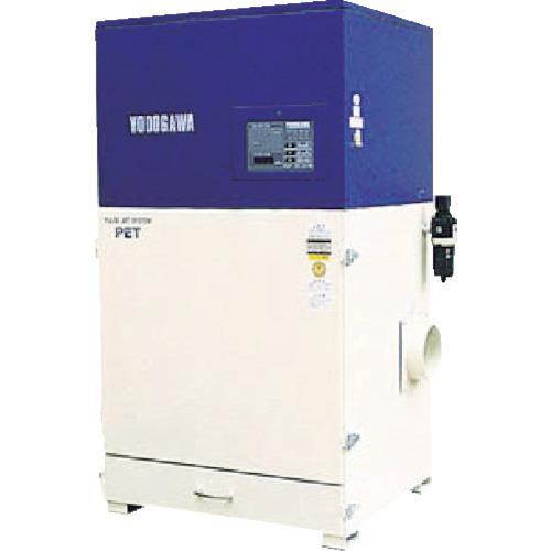 淀川電機 トップランナーモータ搭載微差圧センサー式集塵機(2.2kW)(PET220PAUTO50HZ)
