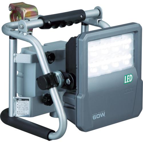 ハタヤ LEDジューデンライト 60Wタイプ(LEF60B)