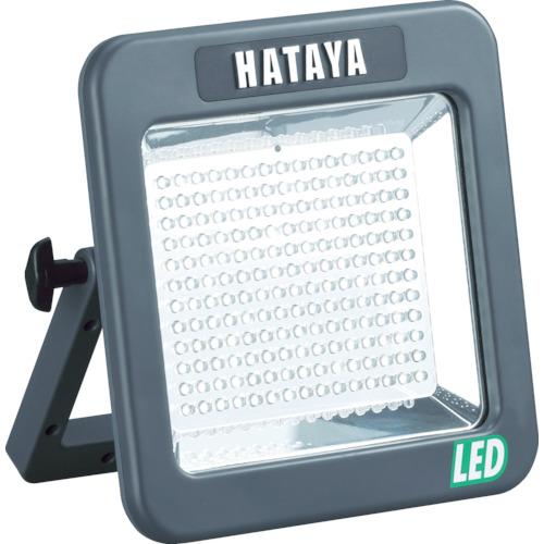 ハタヤ 充電式LEDケイ・ライト 屋外用 白色LED180個(10W)(LWK10)