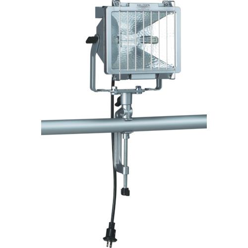 ハタヤ 防雨型ハロゲンライト 500W 100V電線5m バイス付(PH505N)