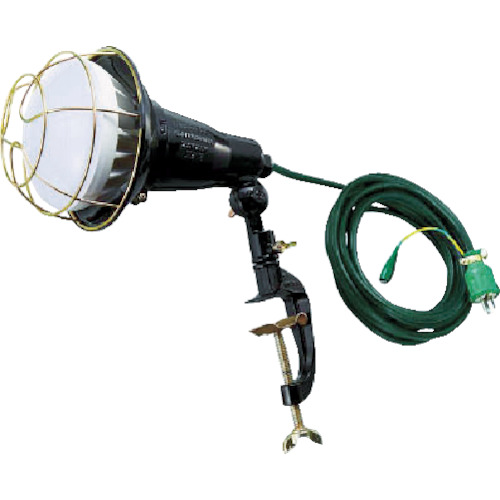 TRUSCO LED投光器 20W 10m ポッキンプラグ付(RTL210EP)