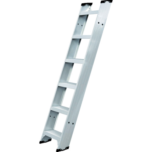ハセガワ アルミ製 踏ざん幅広1連はしご FLW2.0型 4m(FLW2.0400)