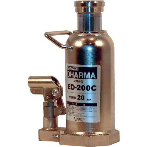 イーグル クリーンルームレバー回転油圧ジャッキ能力20t(ED200C)