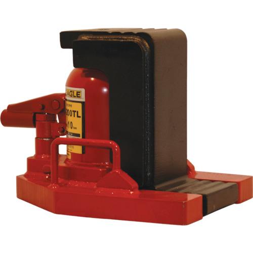 イーグル 低床・レバー回転・安全弁付爪つきジャッキ 爪能力10t 爪ロングタイプ(G200TL)