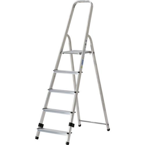 アルインコ 上枠付専用脚立 天板高さ98cm 最大使用質量150kg(TBF5)