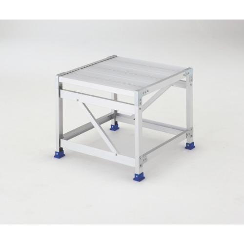 今季一番 ハセガワ ライトステップ DB2.0型 1段 0.5m(DB2.01):ペイントアンドツール-DIY・工具