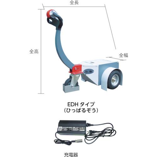KSK イードライブひっぱるぞう(EDH1500)