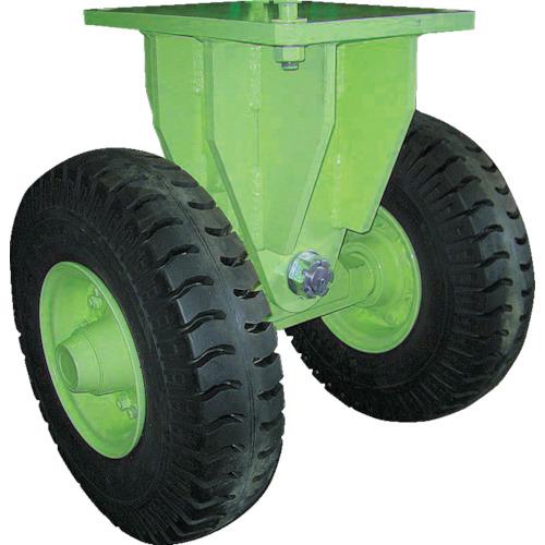 佐野車輌 超重量級キャスター ダブル固定車 荷重2400kgタイプ(2862)
