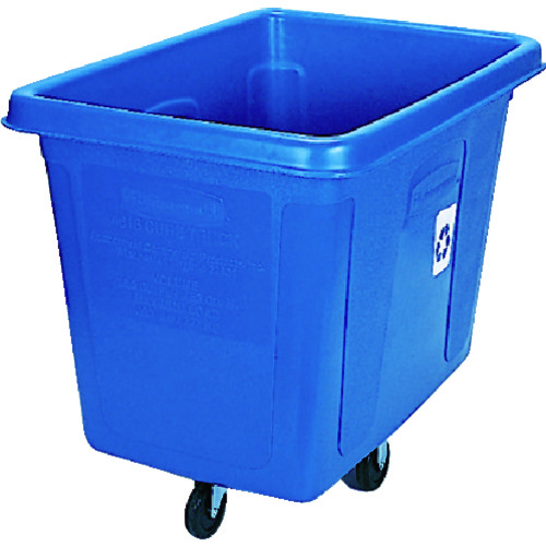 450L ラバーメイド ブルー(46167365) キューブトラック