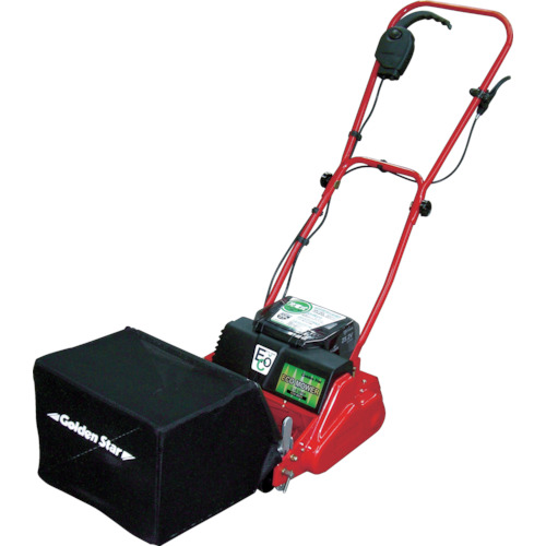 GS 充電式芝刈機エコモ3000(ECO3000)*代引き不可、個人宅配送不可