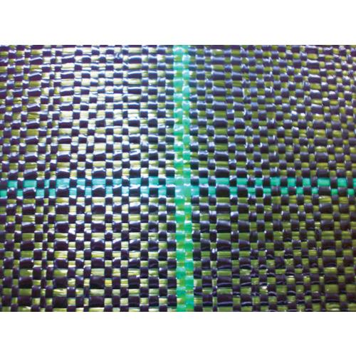 ワイドクロス 防草シ-ト BG1515-1X100 グリーン(BG15151X100)